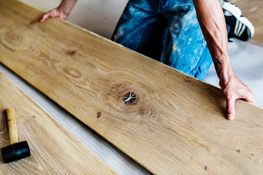 high quality wood flooring services